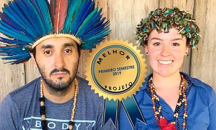 Piscicultura em Comunidade Indígena