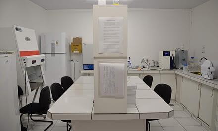 Laboratório de Genética