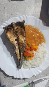 Deliciosa comida caseira e deliciosa