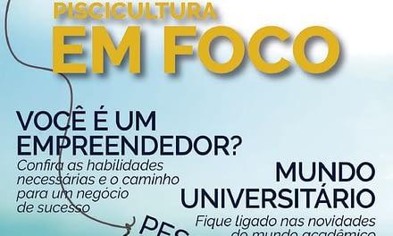 Revista Piscicultura em Foco